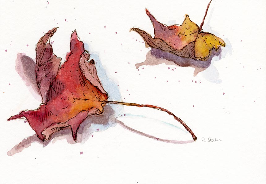 Leaf Series No. 1
