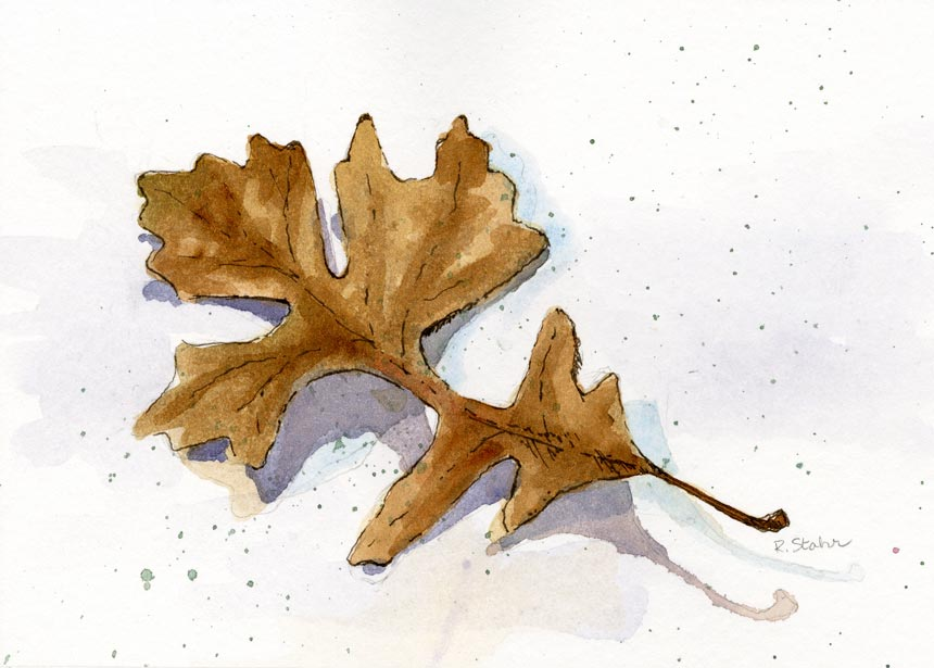 Leaf Series No. 3