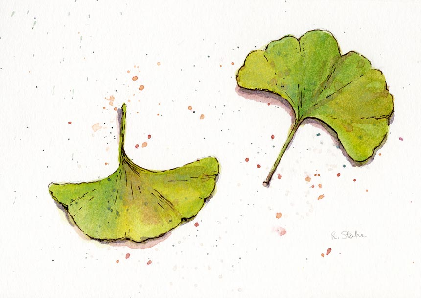 Leaf Series No. 4